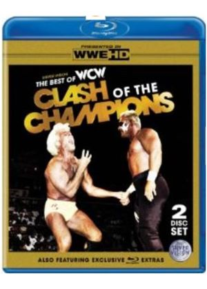 Best Of WCW Clash Of The Champions (Blu-Ray)