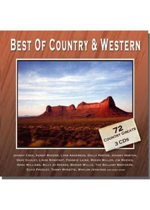 Various Artists - Best Of Country & Western (Music CD)