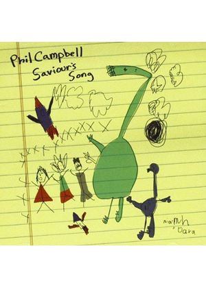 Phil Campbell - Saviours Song, A (Music CD)