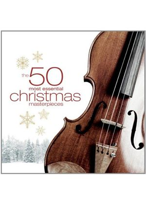 50 Most Essential Christmas Masterpieces (Music CD)