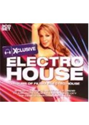Various Artists - Xclusive Electro House (Music CD)