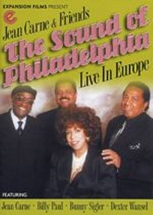 Jean Carne And Friends - Live In Europe