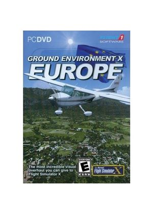 Ground Environment X: Europe - Add-On for FSX (PC)
