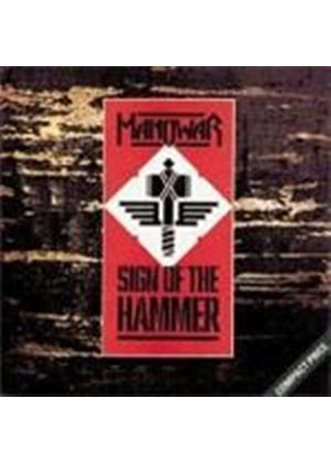 Manowar - Sign Of The Hammer (Music CD)