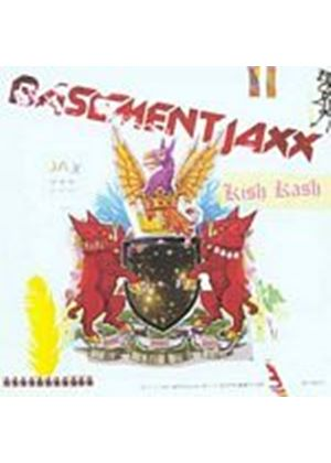 Basement Jaxx - Kish Kash (Music CD)