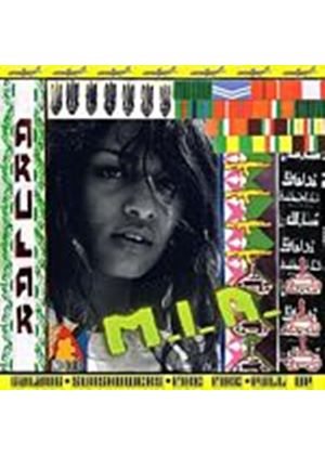 M.I.A. - Arular (Music CD)
