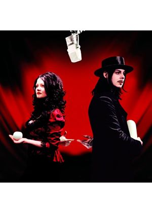 White Stripes - Get Behind Me Satan (Music CD)