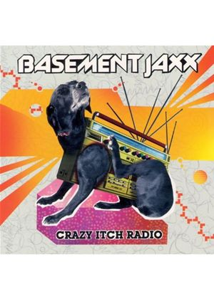 Basement Jaxx - Crazy Itch Radio (Music CD)