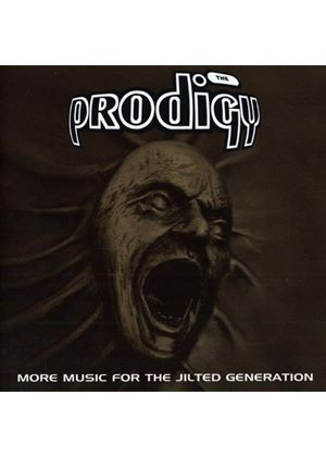 The Prodigy - More Music for the Jilted Generation (2 CD) (Music CD)