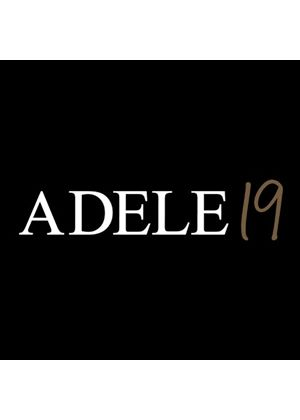 Adele - 19 (Deluxe Edition) (Music CD)