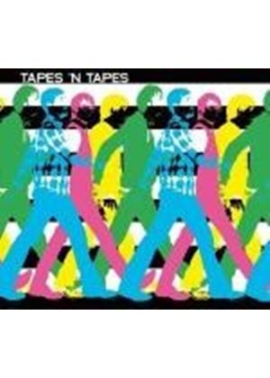Tapes n Tapes - Walk It Off (Music CD)
