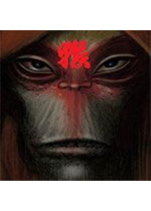 Monkey - Monkey (Gorillaz / Damon Albarn) - Journey to the West (Music CD)