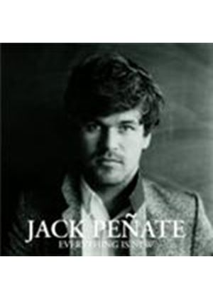 Jack Penate - Everything Is New (Music CD)