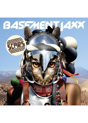 Basement Jaxx - Scars (Music CD)