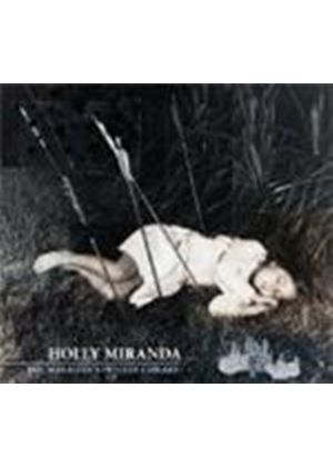 Holly Miranda - Magician's Private Library, The (Music CD)