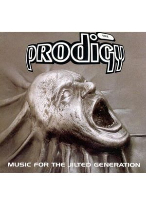 The Prodigy - Music For The Jilted Generation (Music CD)