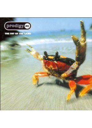 The Prodigy - The Fat of the Land (Music CD)