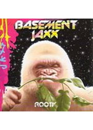 Basement Jaxx - Rooty (Music CD)