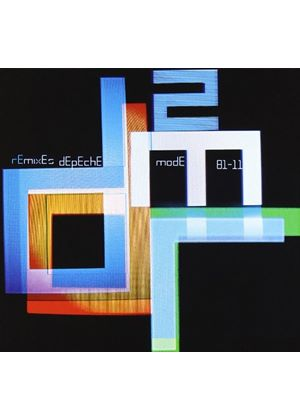 Depeche Mode - Remixes, Vol. 2 (1981-2011) (Music CD)