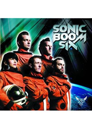 Sonic Boom Six - Sonic Boom Six (Music CD)
