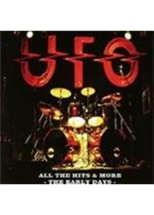 UFO - All The Hits And More (Music CD)