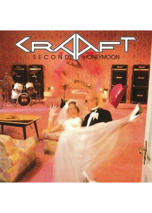 Craaft - Second Honeymoon (Music CD)