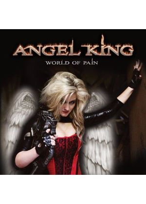 Angel King - World of Pain (Music CD)