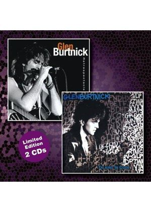 Glen Burtnick - Retrospectacle/Talking in Code (Music CD)