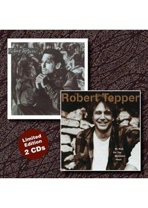 Robert Tepper - No Easy Way Out/No Rest for the Wounded (Music CD)