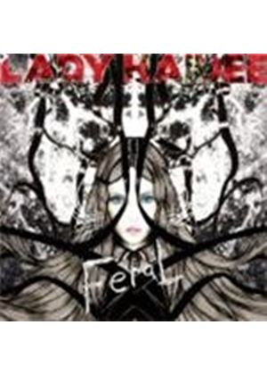 Lady Haidee - Feral [Digipak] (Music CD)