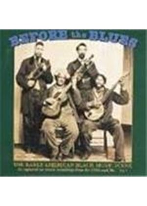 Various Artists - Before The Blues Vol.1 (Early American Black Music Scene 1920's/1930's)