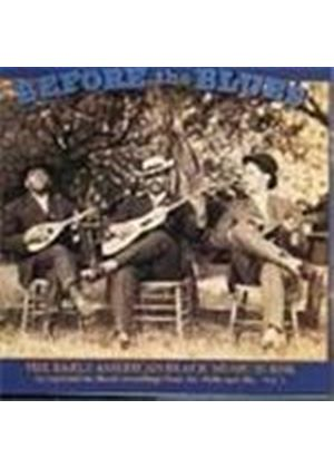 Various Artists - Before The Blues Vol.2
