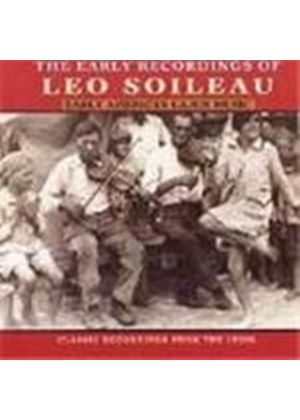 Leo Soileau - Early American Cajun Music
