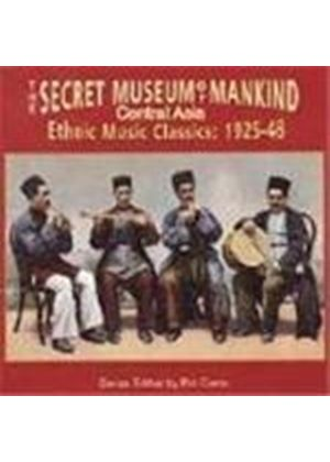 Various Artists - Secret Museum Of Mankind - Central Asia (Ethnic Music Classics 1923-1948)