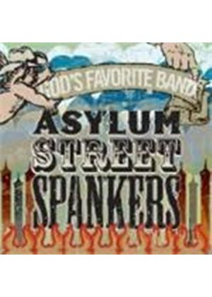 Asylum Street Spankers (The) - God's Favourite Band (Music CD)