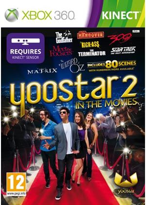 Yoostar 2: In the Movies (Requires Kinect) (Xbox 360)