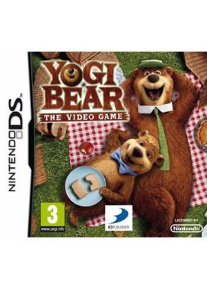 Yogi Bear - The Video Game (Nintendo DS)