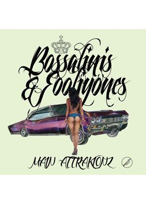 Main Attrakionz - Bossalinis & Fooliyones (Music CD)
