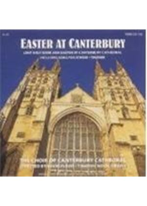 VARIOUS COMPOSERS - Easter At Canterbury (Flood, Noon)