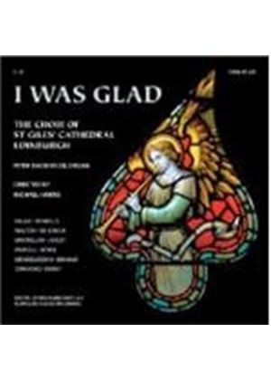Choir Of St. Giles Cathedral - I Was Glad