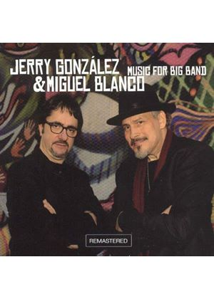 Jerry Gonzalez - Music for Big Band (Music CD)