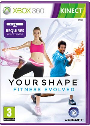 Your Shape: Fitness Evolved - Kinect (Xbox 360)