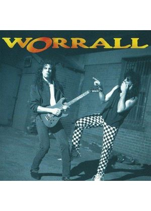 Worrall - Worrall (Music CD)