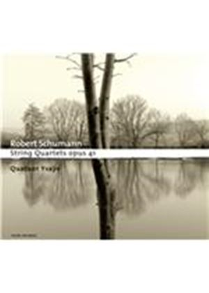Schumann: String Quartets Op. 41 (Music CD)
