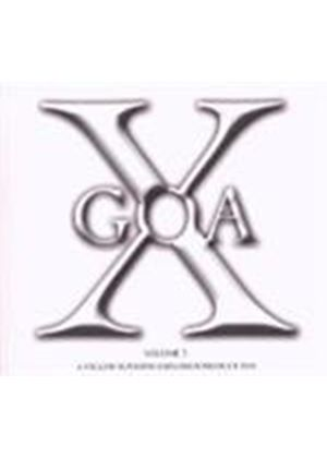 Various Artists - Goa X Vol.3 (Music CD)