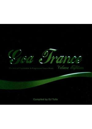 Various Artists - Goa Trance, Vol. 18 (Music CD)