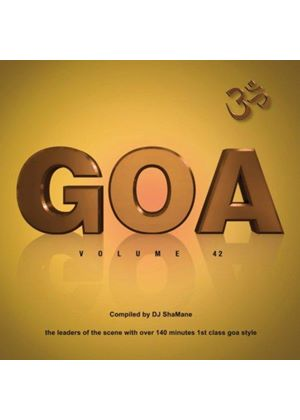 Various Artists - Goa, Vol. 42 (Music CD)