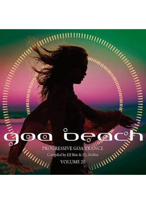 Various Artists - Goa Beach, Vol. 20 (Music CD)