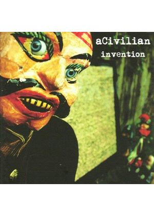 A-Civilian - Invention (Music CD)