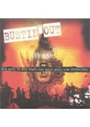 Various Artists - Bustin' Out (New Wave To New Beat 1979-1981) (Music CD)